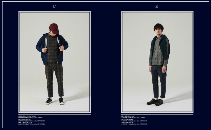 ▲ VIEW MORE [ DIGITAL LOOK BOOK ]